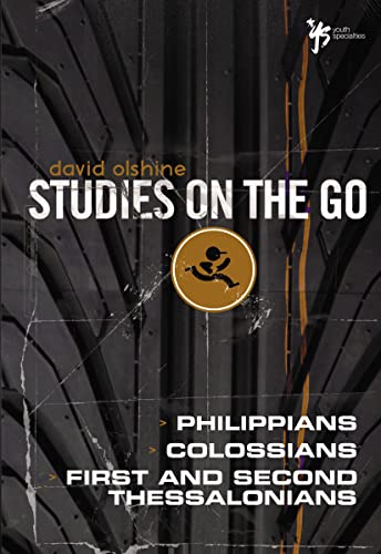 9780310285496: Philippians, Colossians, First and Second Thessalonians (Studies on the Go)