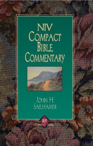 9780310285700: NIV Compact Bible Commentary (NIV Compact Series)