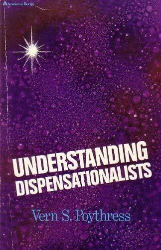 9780310285915: Title: Understanding dispensationalists