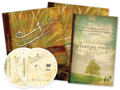 9780310286172: Starting Point Starter Kit: Find Your Place in the Story