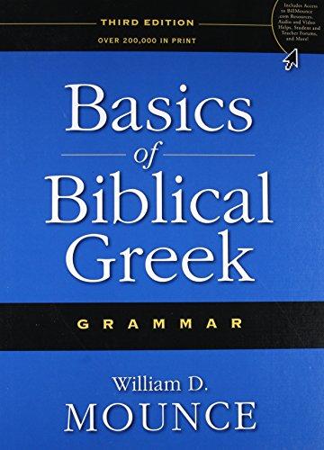 9780310287681: Basics of Biblical Greek Grammar