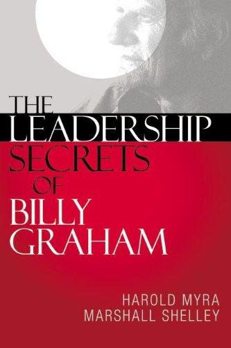 9780310287889: The Leadership Secrets of Billy Graham