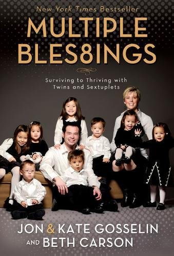 9780310289029: Multiple Blessings: Surviving to Thriving With Twins and Sextuplets
