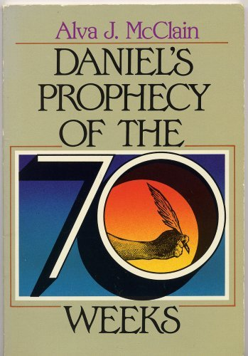 9780310290117: Daniel's Prophecy of the 70 Weeks