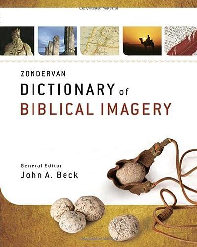 9780310292852: Zondervan Dictionary of Biblical Imagery