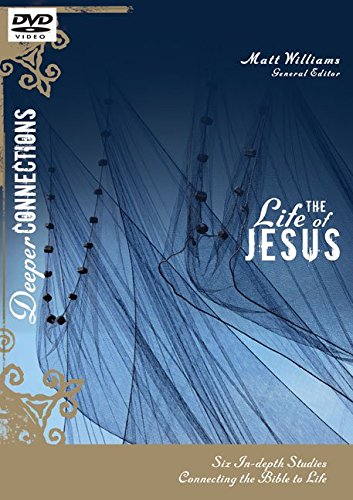 9780310292951: The Life of Jesus: Six In-Depth Studies Connecting the Bible to Life