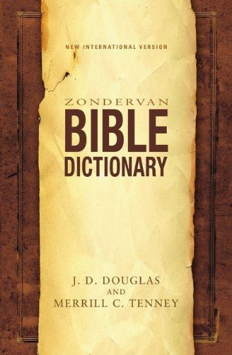 9780310293040: Zondervan Bible Dictionary