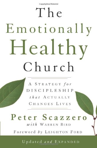 9780310293354: The Emotionally Healthy Church, Expanded Edition: A Strategy for Discipleship That Actually Changes Lives