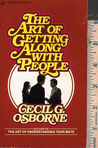 9780310306122: Art of Getting Along with People