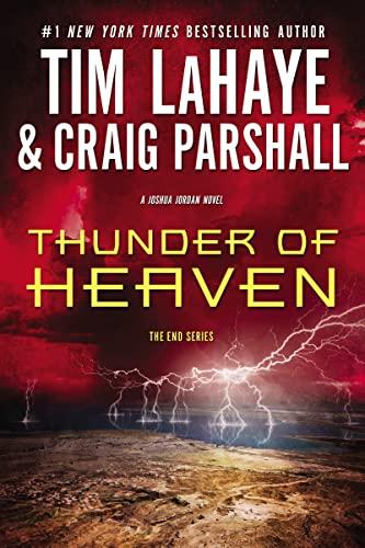9780310318118: Thunder of Heaven: A Joshua Jordan Novel (The End Series)