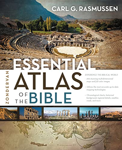 9780310318576: Zondervan Essential Atlas of the Bible