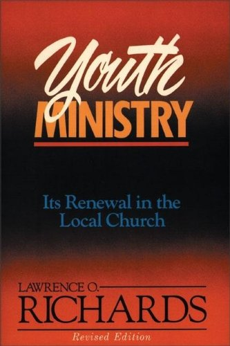 9780310320111: Youth Ministry