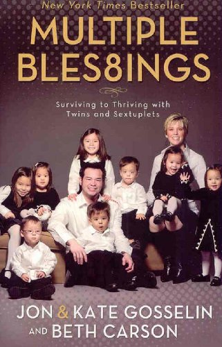 9780310324805: Multiple Blessings: Surviving to Thriving With Twins and Sextuplets
