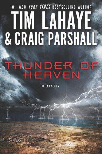9780310326373: Thunder of Heaven: A Joshua Jordan Novel (The End Series)