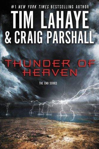 9780310326380: Thunder of Heaven: A Joshua Jordan Novel (The End Series)