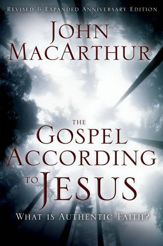 9780310326755: The Gospel According to Jesus: What Is Authentic Faith?