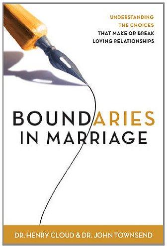 9780310326779: Boundaries in Marriage