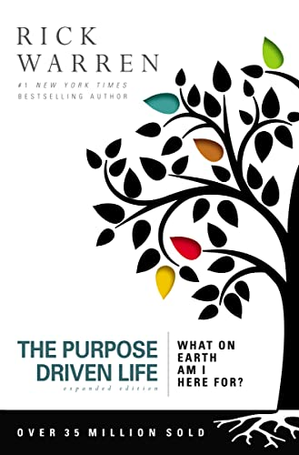 9780310329060: The Purpose Driven Life: What on Earth Am I Here For?