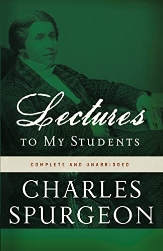 9780310329114: Lectures to My Students