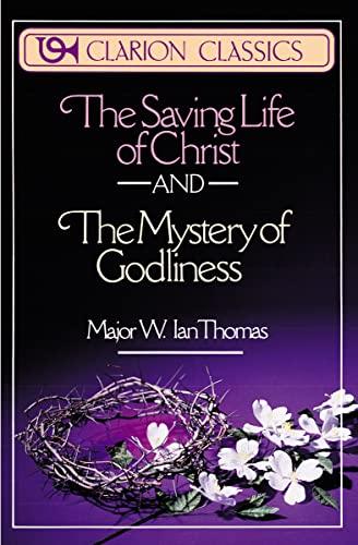 Saving Life of Christ and The Mystery: Thomas, Major W.