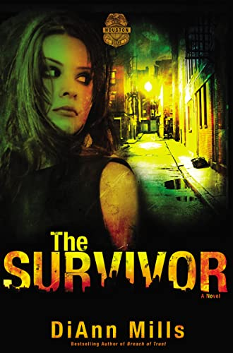 9780310333227: The Survivor (Crime Scene: Houston)