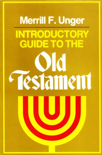 9780310334002: Introductory Guide to the Old Testament