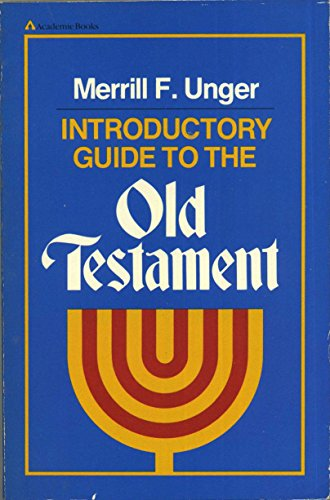 9780310334019: Introductory Guide to the Old Testament