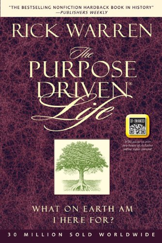 9780310334194: PURPOSE DRIVEN LIFE QR ENHANCED PB