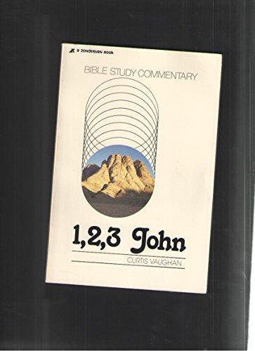 9780310335634: Bible Study Commentary 1 2 3 John