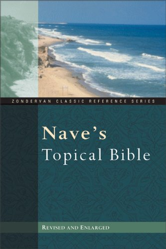 9780310337102: Nave's Topical Bible