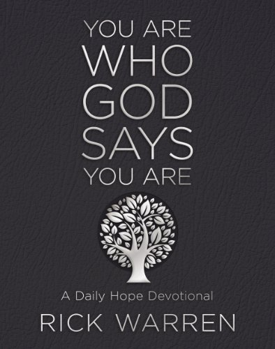 9780310338482: You Are Who God Says You Are: A Daily Hope Devotional
