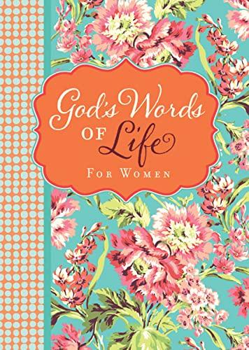 9780310338673: God's Words of Life for Women