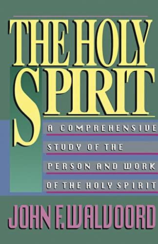 9780310340614: The Holy Spirit