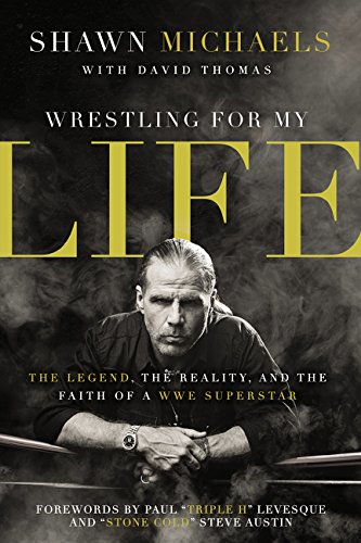 9780310343592: Wrestling For My Life: The Legend, the Reality, and the Faith of a WWE Superstar