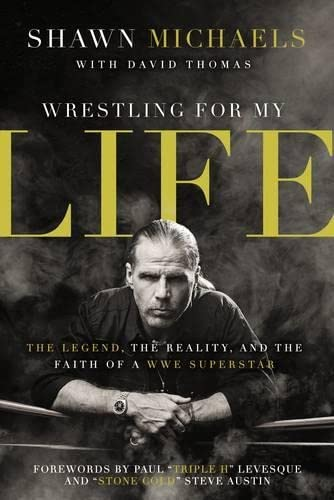 9780310343592: Wrestling for My Life: The Legend, the Reality and the Faith of a Wwe Superstar