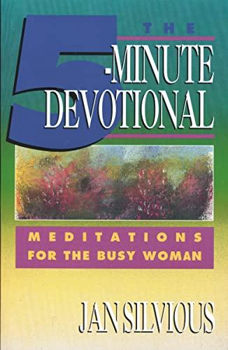 9780310344018: Five-Minute Devotional, The