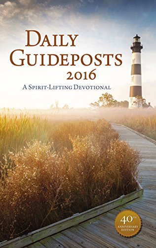 9780310346364: Daily Guideposts 2016: A Spirit-Lifting Devotional
