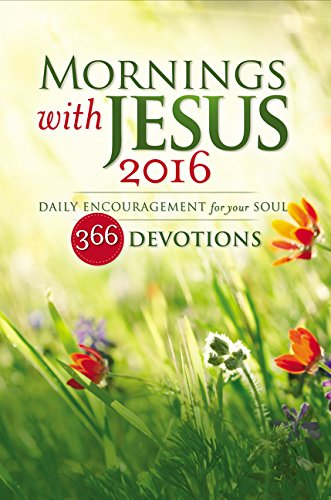 9780310347088: Mornings With Jesus 2016