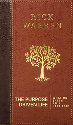 9780310347552: The Purpose Driven Life: What on Earth Am I Here For?