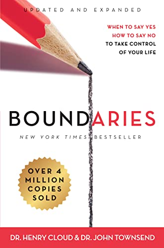 9780310350231: Boundaries Updated and Expanded Edition: When to Say Yes, How to Say No to Take Control of Your Life