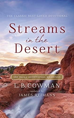 Streams in the Desert: 366 Daily Devotional: Charles E., Mrs.