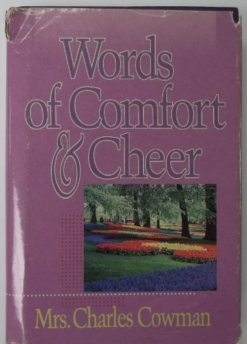 9780310354000: Words of Comfort and Cheer