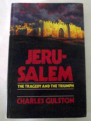 9780310355106: Jerusalem: The Tragedy and the Triumph