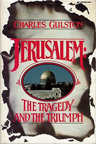 9780310355113: Jerusalem: The Tragedy and the Triumph