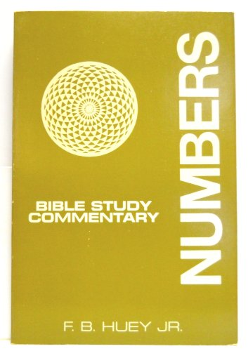 9780310360735: Numbers: A Bible Study Commentary (Bible study commentary series)