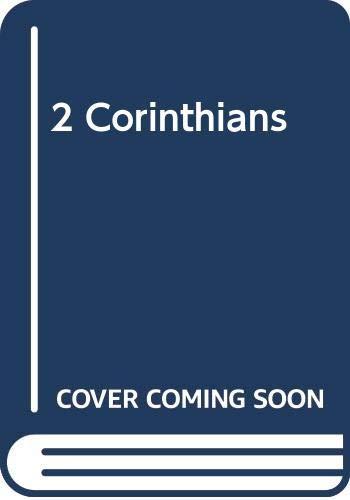 9780310361015: 2 Corinthians (Bible study commentary)