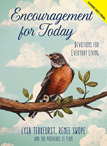 9780310361237: Encouragement for Today: Devotions for