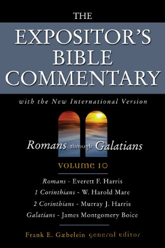 The Expositor's Bible Commentary (Volume 10) -: Editor-Frank E. Gaebelein;
