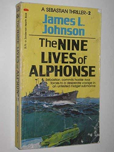 9780310374220: Nine Lives of Alphonse
