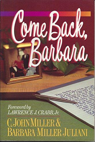 9780310374718: Come Back Barbara